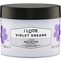 I love… Violet Dreams Body Butter