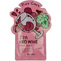Tony Moly I'M Red Wine Mask Sheet - Douglas