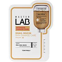 Tony Moly Master Lab Sheet Mask Snail Mucin - Douglas