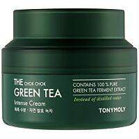 Tony Moly The Chok Chok Green Tea Intense Cream - Douglas