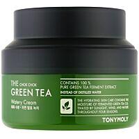 Tony Moly The Chok Chok Green Tea Watery Cream - Douglas