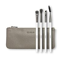 Комплект DOUGLAS Charcoal Eye Brush Set - Douglas
