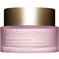 Clarins Multi-Active Day Cream - All Skin Types - Douglas