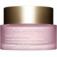 Clarins Multi-Active Day Cream - Dry Skin  - Douglas