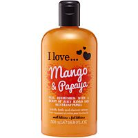 I love... Mango & Papaya Bath & Shower Crème