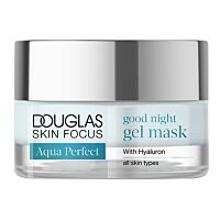 DOUGLAS Focus Aqua Perfect Good Night Gel Mask - Douglas