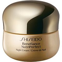 Shiseido Benefiance Nutri Perfect Night Cream - Douglas