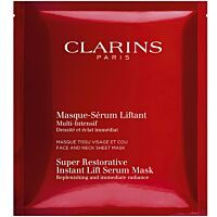 Clarins Super Restorative Instant Lift Serum Mask - Douglas