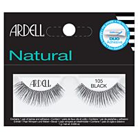 Ardell Natural Lashes - 105 Black