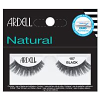 Ardell Natural Lashes - 107 Black - Douglas