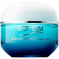 Biotherm Aquasource Night Spa Cream - Douglas