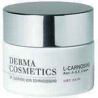 Dermacosmetics Dr. Susanne Von Schmiedeberg L-Carnosine Anti-A.G.E. Cream for dry skin - Douglas