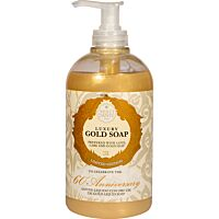 NESTI DANTE LUXURY GOLD LIQUID SOAP