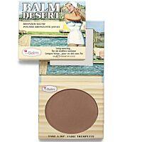The Balm Bronzing Powder Balm Desert  Blush - Douglas