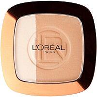 L'Oreal Paris Glam Bronze powder - Douglas