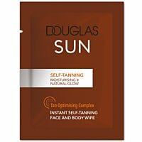 Douglas Sun Self-Tanning Wipe