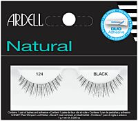 Ardell Natural Lashes - 124 Black - Douglas