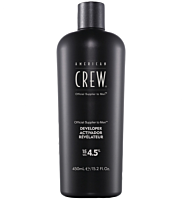 AMERICAN CREW Precision Blend Developer 15Vol 4.5%