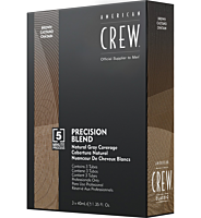 AMERICAN CREW Precision Blend Natural Gray Coverage Medium Ash 5-6 - Douglas