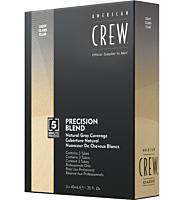 AMERICAN CREW Precision Blend Natural Gray Coverage Light 7-8 - Douglas