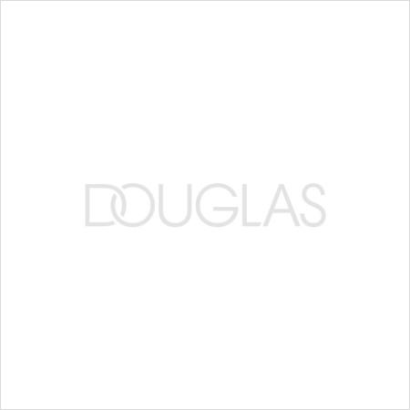 Луксозна кръгла кутия за подарък DOUGLAS. Цвят червен. Височина: 19 см, диаметър 15,3 см