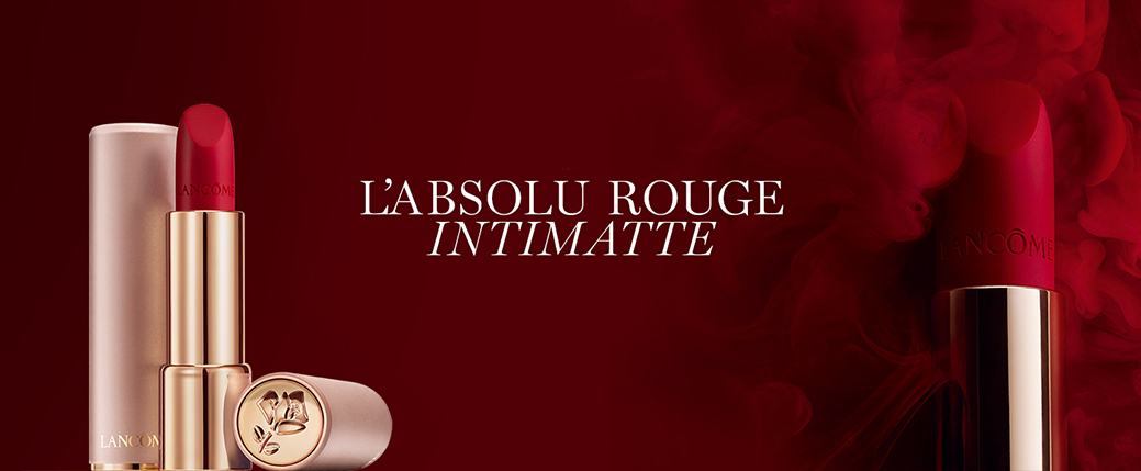 LANCOME L ABSOLUE ROUGE
