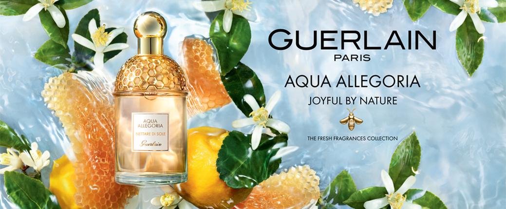 GUERLAIN New Aqua Allegoria