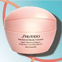 Shiseido Грижа за тяло