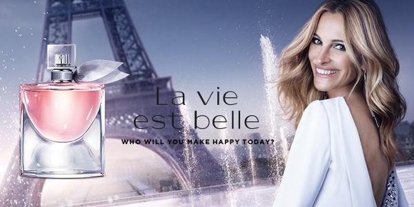 Парфюмна вода La Vie est Belle